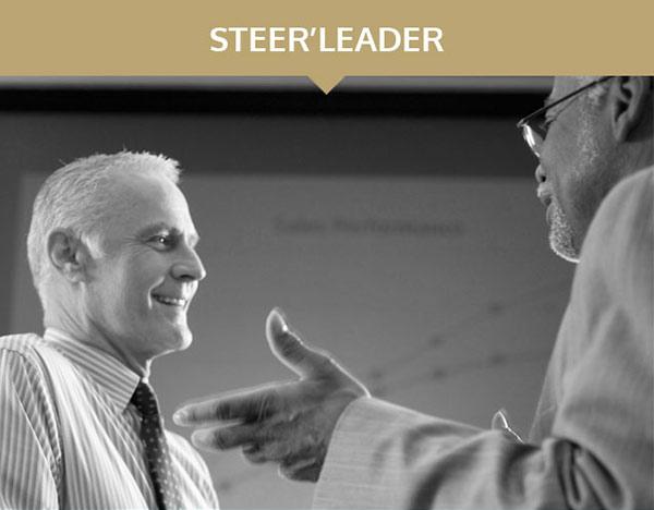 STEER LEADER